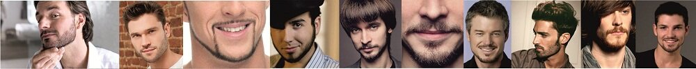 стрижка усов и бороды